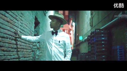 Pharrell Williams - Happy 中字版