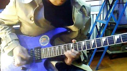 电吉他独奏 亡灵序曲 亡灵序曲电吉他独奏谱 亡灵序曲电吉他谱 亡灵序