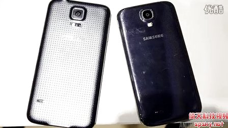 Galaxy S5与Galaxy S4真机上手比较