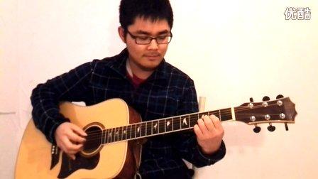 我们一起弹李志_3 — <米店> 吉他弹唱 张玮玮