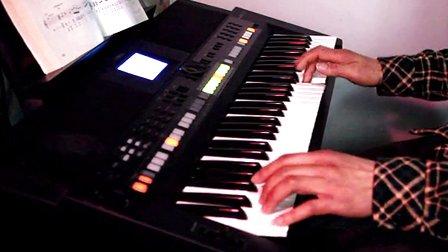 电子琴演奏天路 C 搜库