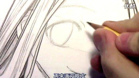 彩铅手绘漫画教程 – 搜库