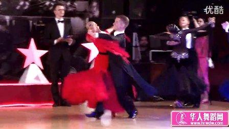 2014年莫斯科之星体育舞蹈锦标赛青年组决赛华尔兹Козлов-Комарова