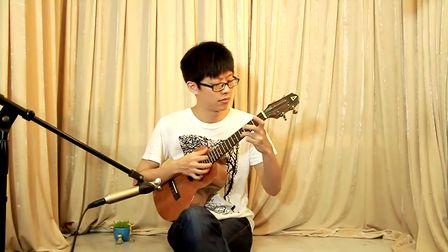 苏打绿 小情歌 ukulele 尤克里里 指弹 教学