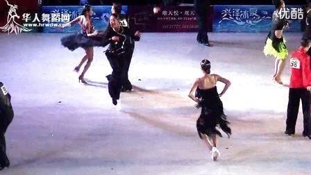 【VIP会员】中国体育舞蹈公开赛天津站A组新星L复赛1牛仔王耀笙 宫铭00424