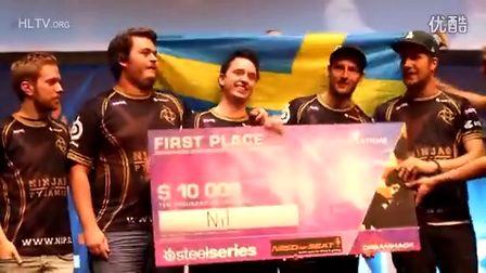 2014年Dreamhack夏季锦标赛 - NiP夺冠时刻