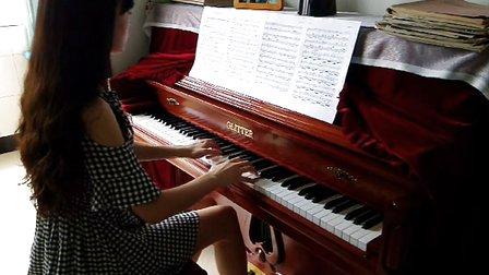 夜空中最亮的星钢琴 –