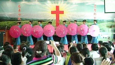 基督教歌 复兴耶稣的家歌谱