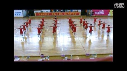 恩平巿第七届运动会党群线队广场舞获奖作品《梦想的翅膀》