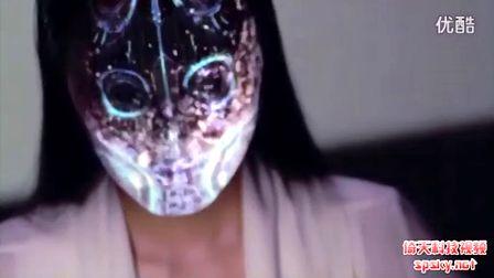 科幻照进现实!超神奇的电子化妆