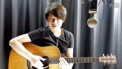 果木浪子 吉他入门标准教程 第53课 想太多弹唱教学