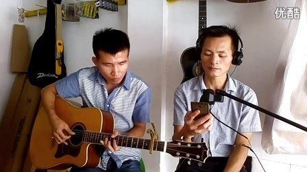 粤语吉他弹唱 李克勤《月半小夜曲》广州从化太平优酷牛人 伯林琴行