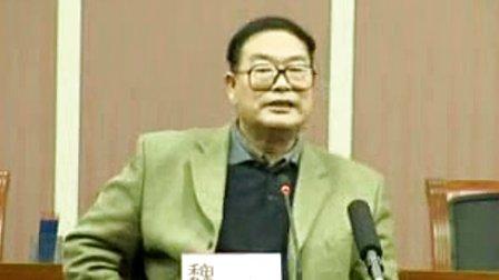 魏杰:当前中国宏观经济热点问题(全)
