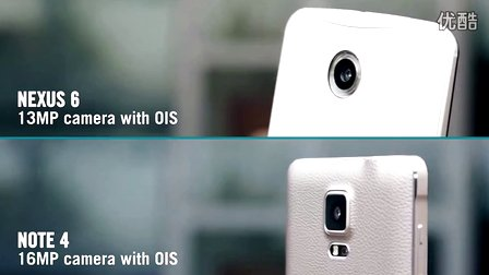 到底谁更强?Nexus 6大战Galaxy Note 4