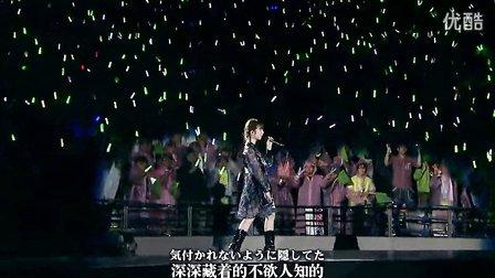【U-ko字幕組】1994年の雷鳴_(大島優子卒業コンサート_in_味の素スタジアム)
