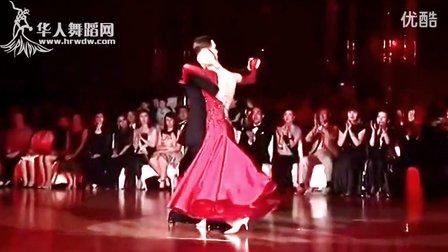 2014年世界超级巨星舞蹈节表演舞探戈阿鲁纳斯 喀秋莎