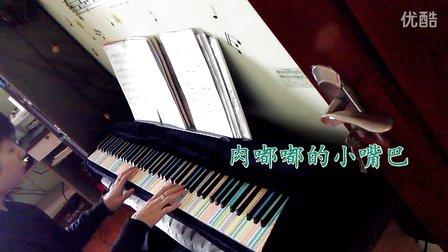时间都去哪儿了 钢琴独奏_tan8.com