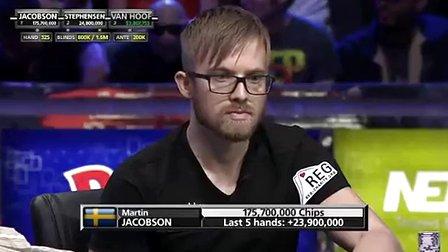 2014WSOP世界扑克大赛主赛事第14部分