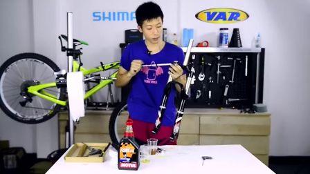 第9期 自行车前叉如何保养
