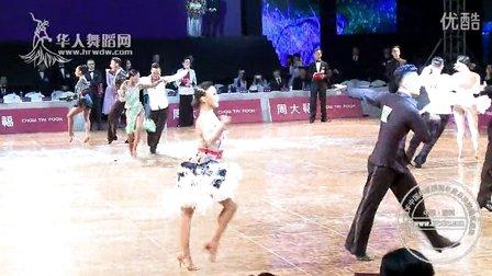 2014年CBDF中国杯巡回赛总决赛甲A组L决赛桑巴