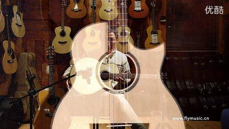 LEE李吉他 慎始M30 单板吉他音色视听介绍 飞琴行评测