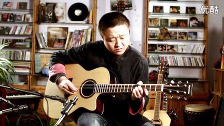 指弹演奏家柴海青《曾经》雷蒙斯单板吉他71MC
