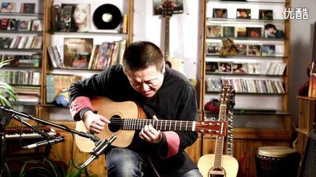 指弹吉他演奏家柴海青《旅途》雷蒙斯吉他MINI视听