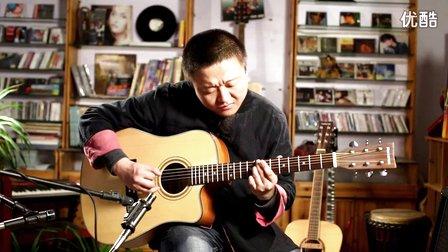 指弹吉他演奏家柴海青《水晶》雷蒙斯吉他26MC视听