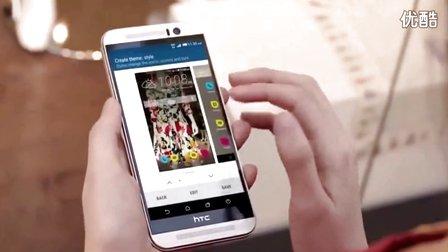 HTC One M9十大新特性汇总 镜头升级显著