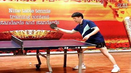 第57集:不出台和出台球接发球《乒乓球九级训手工珠串笔筒制作方法步骤图片