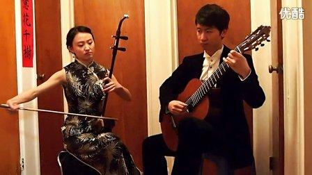 典 北国之春 吉他独奏