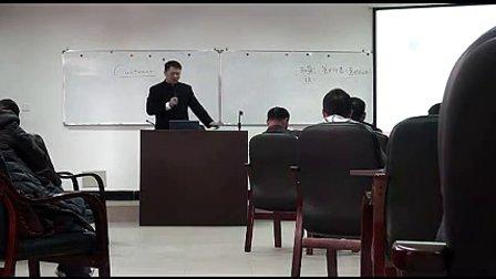 胡新桥老师--《危机管理与媒体应对》