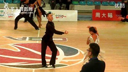 2015年CBDF中国杯巡回赛(长春站)甲B组L决赛伦巴【VIP】于广炎 徐剑秋
