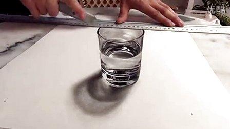 3d手绘水杯过程