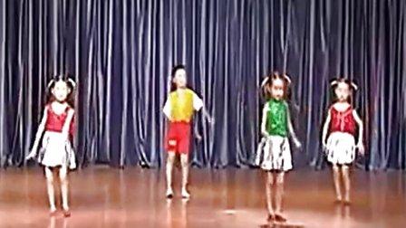 幼儿舞蹈视频 honey 宝贝