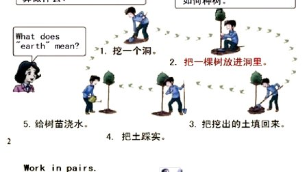 川教版新路径英语(三起)四年级下册第一课(20