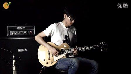我相信电吉他独奏谱
