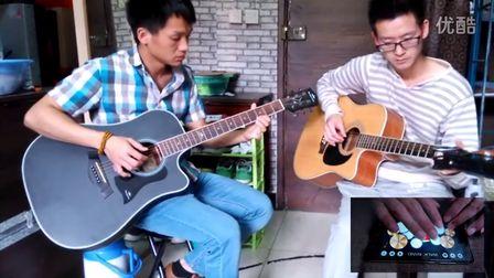 逆流成河 吉他教学