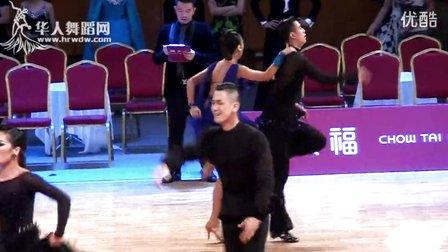 2015年CBDF中国杯巡回赛(石家庄站)甲A组L半决赛牛仔【VIP】龚超群 卓莲薇
