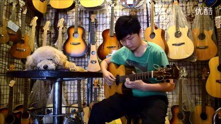 【创源出品】武汉指弹协会吉他翻弹押尾桑:Way Home家路