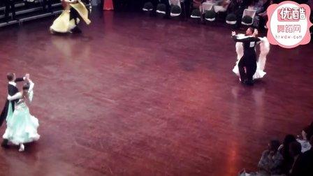 2015年WDC世界体育舞蹈公开赛(德国)摩登舞决赛探戈Sergiu Rusu & Dorota Makar