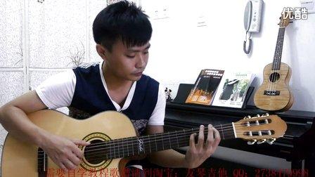 李荣浩 老街 吉他教学 大伟吉他教室