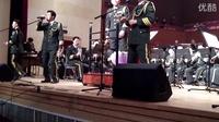 强烈的违和感:解放军军乐团唱NOBODY