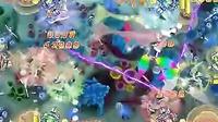 视频: 9900炮打鱼游戏机渔乐无穷美女与野兽之炮打鬼子游戏机