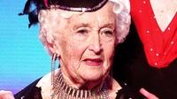 80岁老太亮相英国达人秀惊艳拉丁舞震惊全场