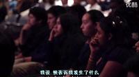 世界级摔跤手励志演讲让整个学校的学生都泪崩