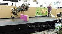 碉堡了!MIT开发的款猎豹机器人能在奔跑中跳过障碍