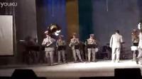 好欢乐的乌克兰军乐队