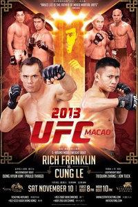 UFC无限制格斗2013
