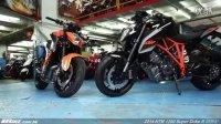 2014 KTM 1290 Super Duke R 香港開箱記